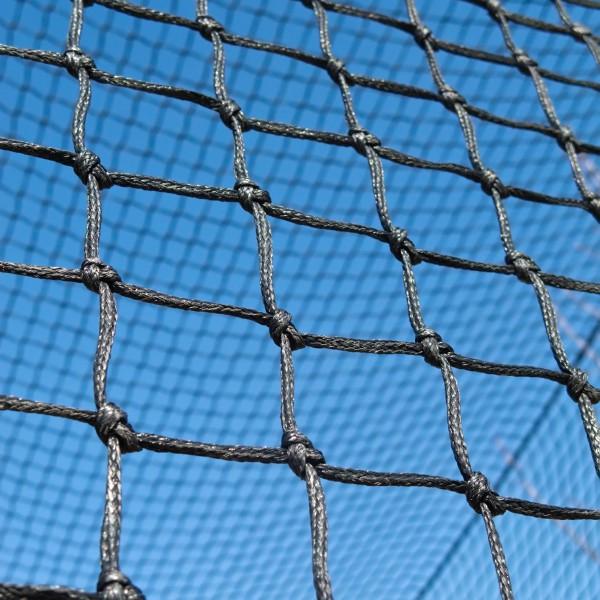 Baseball batting cage poly