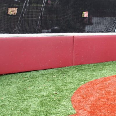 Backstop Wall Padding