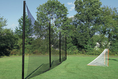 Lacrosse Backstop netting