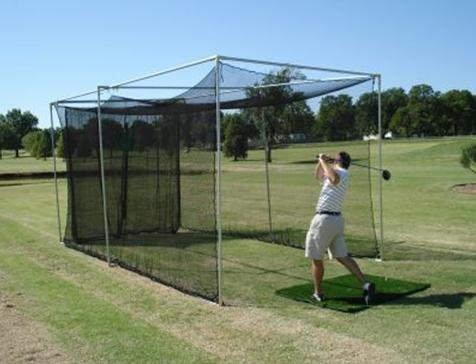 Golf Hitting Cage Nets