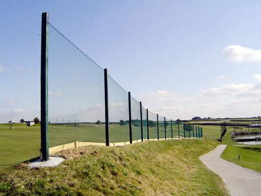 Golf Backstop Netting