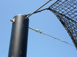 Netting Installation Hardware