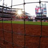 Baseball HDPE Backstop Netting