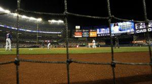 Urgent Baseball nets