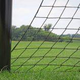 Black Netting Poles